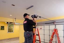 Garage Door Opener Installation Angleton